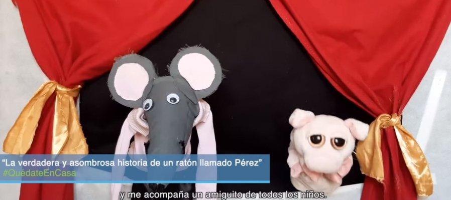 La verdadera y asombrosa historia de un ratón llamado Pérez