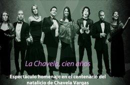 """""""La Chavela, cien años"""". Espectáculo homenaje..."""