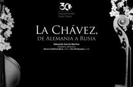 La Chávez de Alemania a Rusia