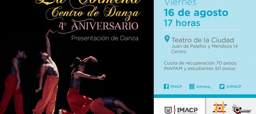 Cuarto aniversario de La Colmena Danza