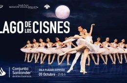 Moscow State Ballet presenta: El Lago de los Cisnes