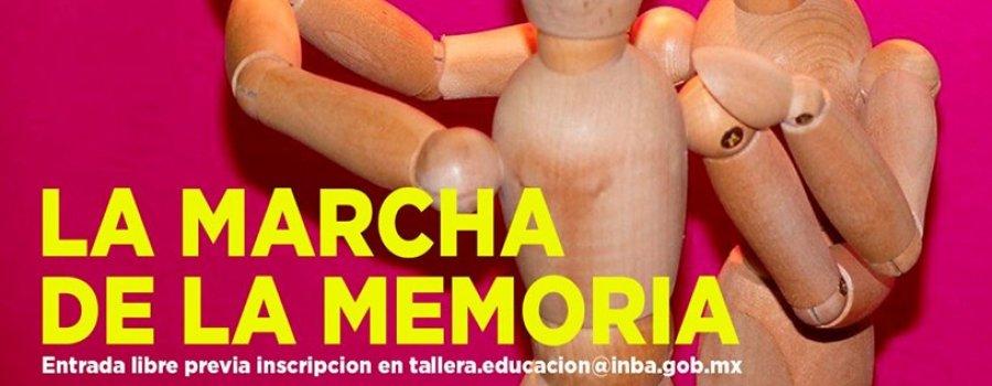 La marcha de la memoria
