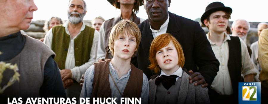Las aventuras de Huck Finn