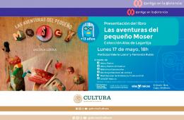 Presentación libro Moser (Editorial)