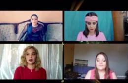 Las cantantes de Colima