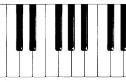 Daniel R. Flores y su piano