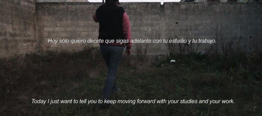 Las letras. Documental