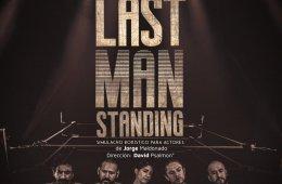Last man standing. Simulacro boxístico para actores