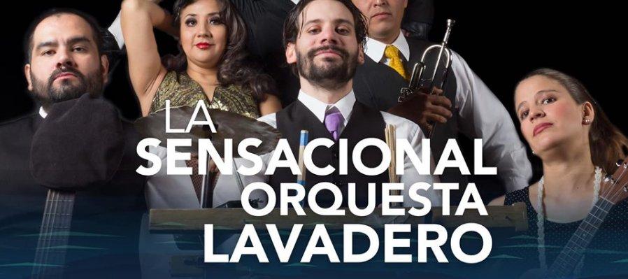 La Sensacional Orquesta Lavadero