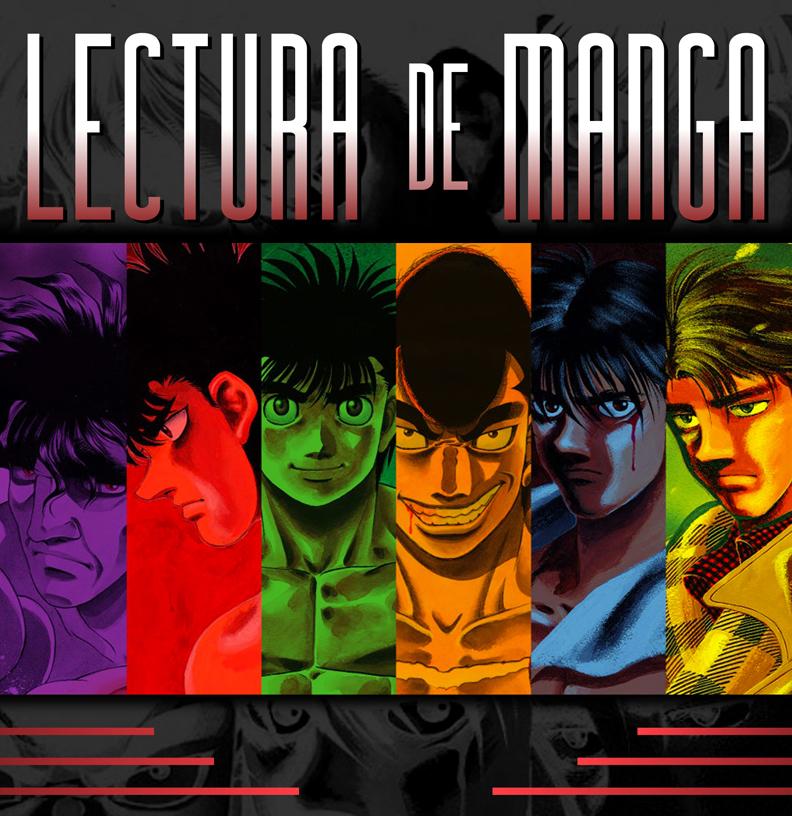 Lectura de Manga