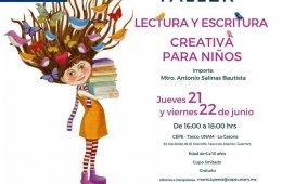 Lectura y escritura creativa para niños