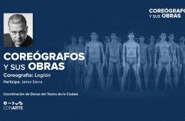 Coreógrafos y sus obras: Legión