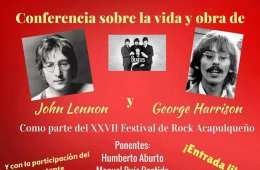 About the Life and Work of John Lennon and George Harriso...
