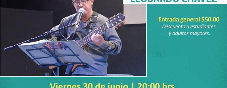 Trovador Leobardo Chávez
