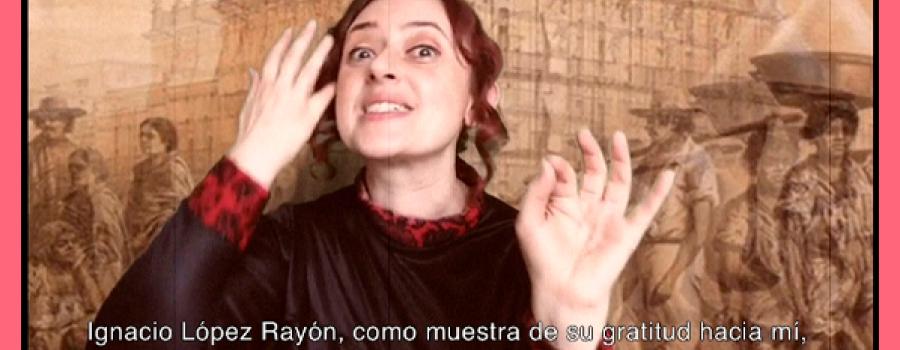 Leona Vicario y la lucha por la independencia de México IV (Narración oral)