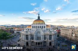 Let´s go México