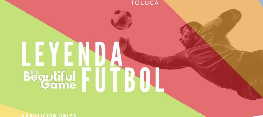 Leyenda futbol. The Beautiful Game