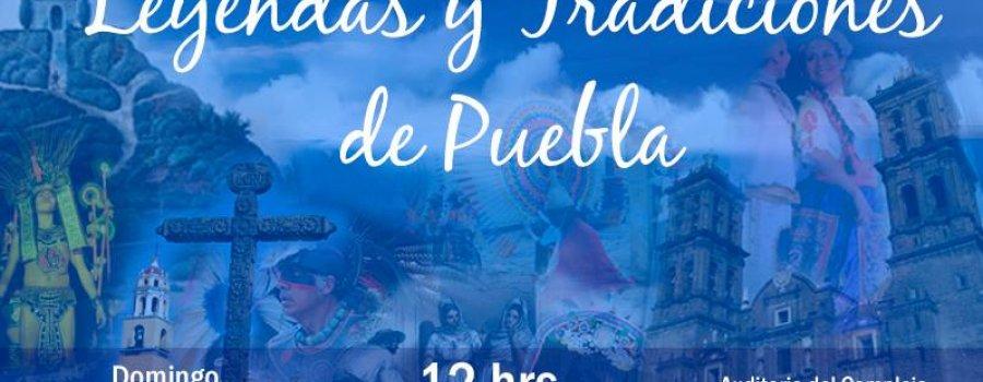 Leyendas y tradiciones de Puebla