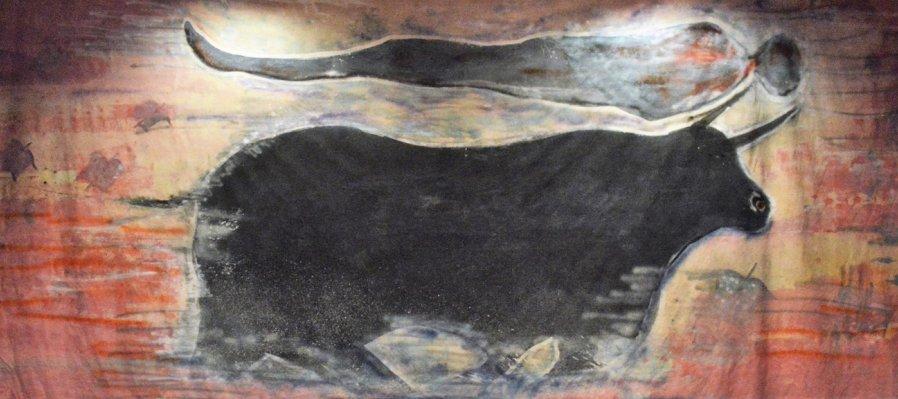 De Tassili a México. Pintura libia contemporánea
