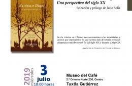 La crónica en Chiapas. Una perspectiva del siglo XX