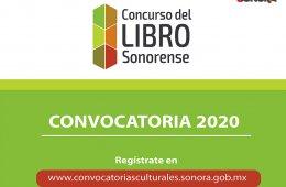 Concurso del Libro Sonorense 2020