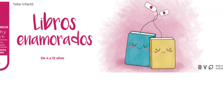 Libros enamorados