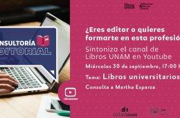 Consultoría Editorial: Libros universitarios
