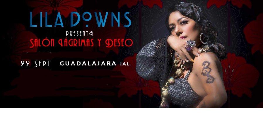 Lila Downs en concierto