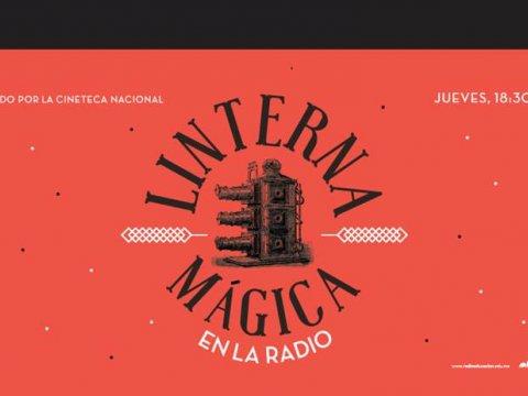 Linterna mágica en la radio