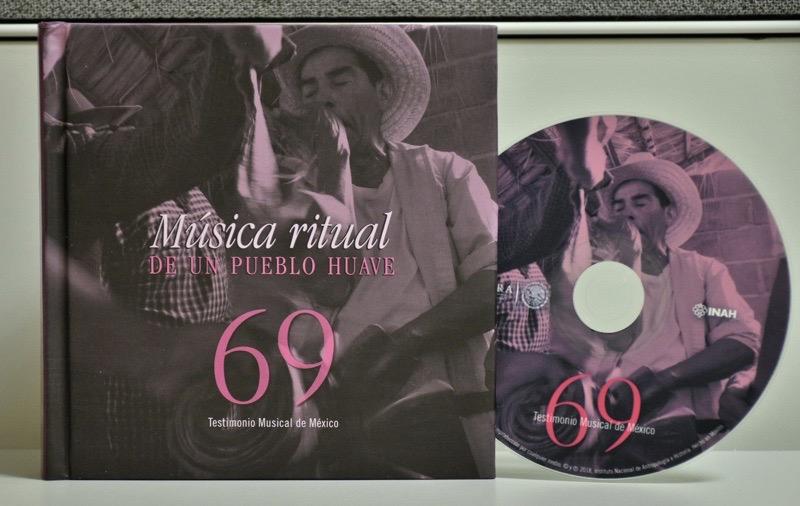 Testimonio Musical de México: Música ritual de un puebl...