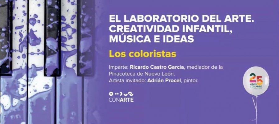El laboratorio del arte: los coloristas