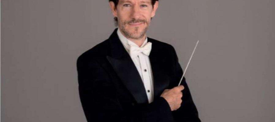 Juan Carlos Lomónaco con la Orquesta Sinfónica de Yucatán