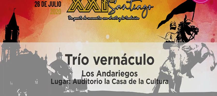 Trío vernáculo: Los Andariegos