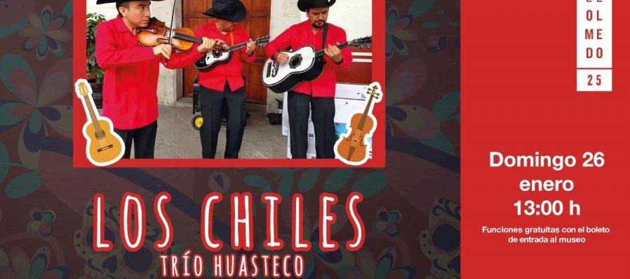 Los Chiles en El Olmedo