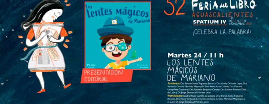 Los lentes mágicos de Mariano