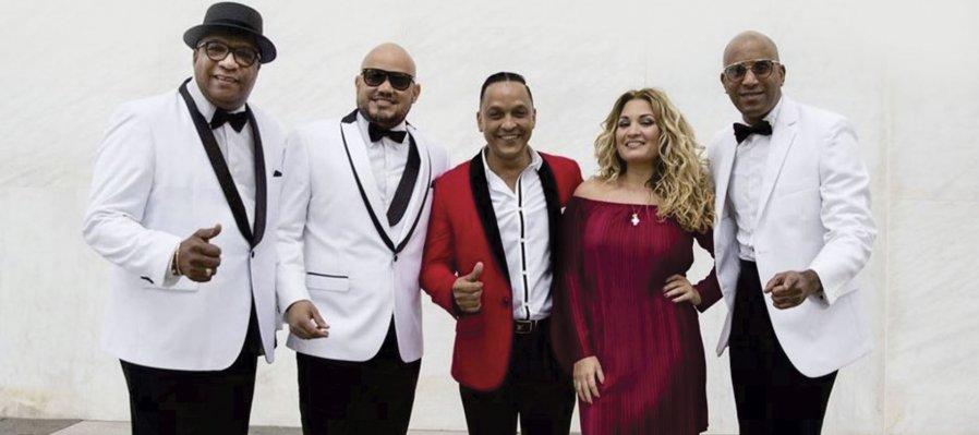 Formell y Los Van Van   Orquesta Filarmónica del Desierto, Coahuila de Zaragoza