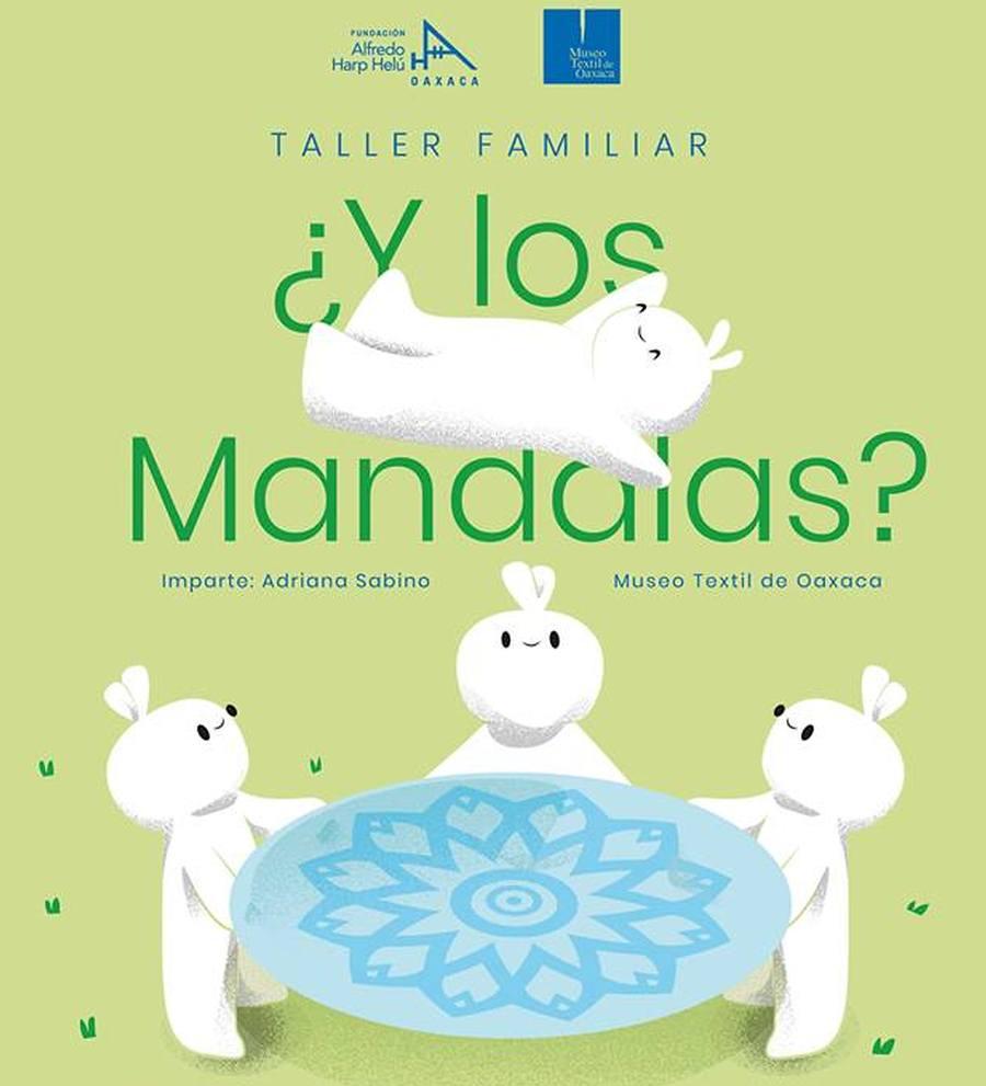 ¿Y los Mandalas?