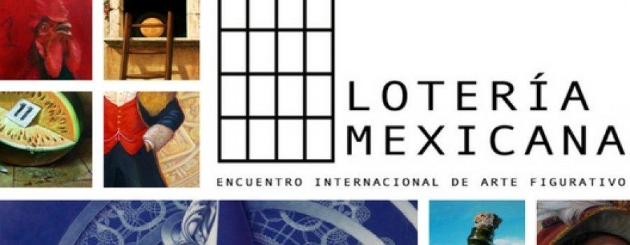 Lotería mexicana: encuentro internacional de arte figurativo