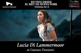 En vivo desde el MET de Nueva York, Lucia di Lammermoor