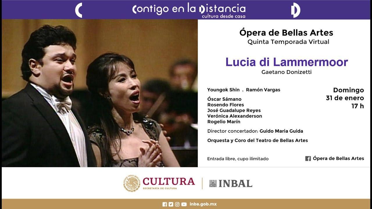 Lucia di Lammermoor, de Gaetano Donizetti