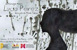 Lucía Pérez, Eclipse y Más allá del mar