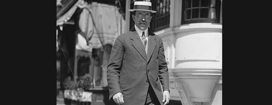 5 de noviembre de 1917: Luis Cabrera denuncia las conspiraciones del clero contra el gobierno