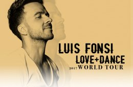 Luis Fonsi Love + Dance World Tour