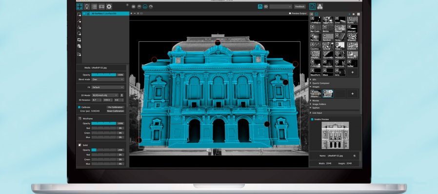 Video Mapping Workshop
