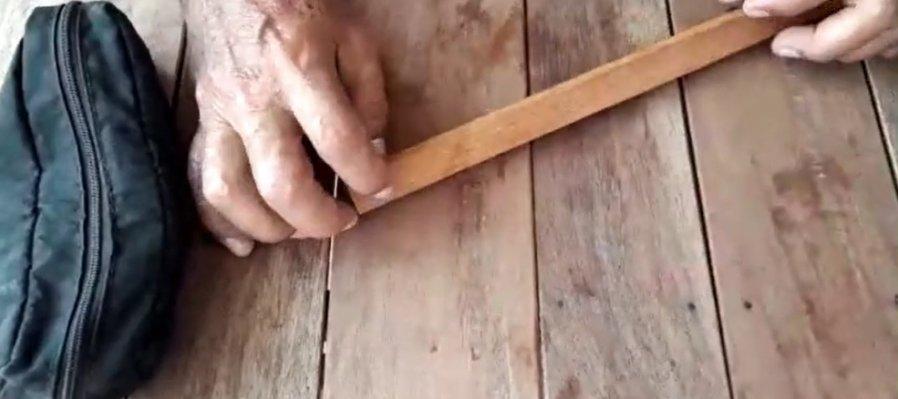 Taller de tallado en madera