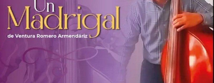 Un madrigal del compositor Ventura Romero Arméndariz