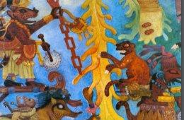 Magia e historia del universo maya precolombino