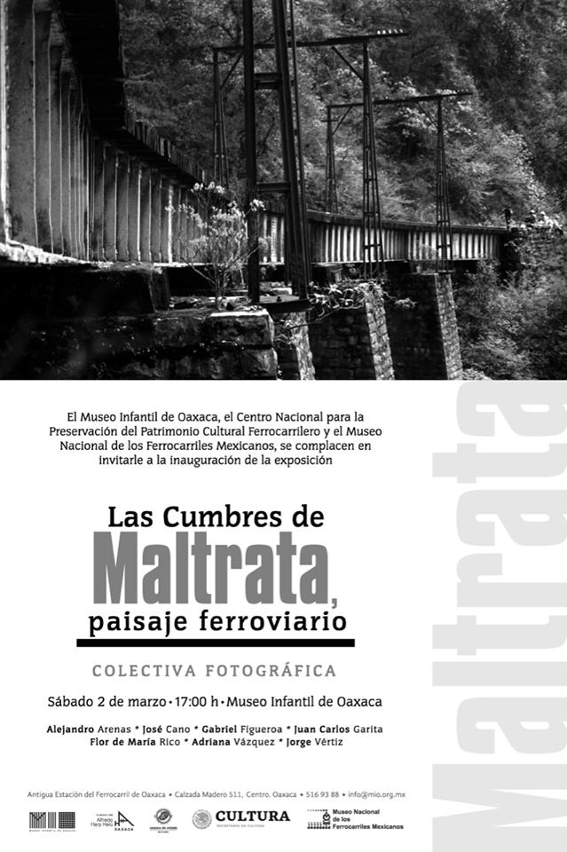 Las Cumbres de Maltrata, paisaje ferroviario