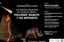 Los primeros pobladores del centro de México: volcanes, ...