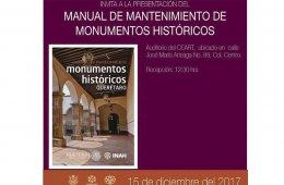 Manual de Mantenimiento de Monumentos Históricos